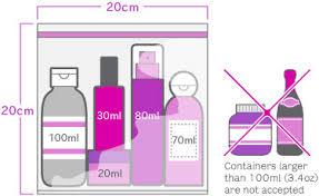 onboard liquids